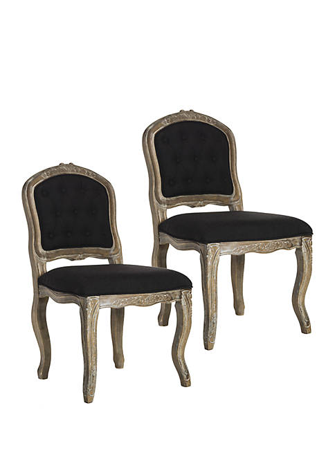 Safavieh Set of 2 Eloise Dining Chairs