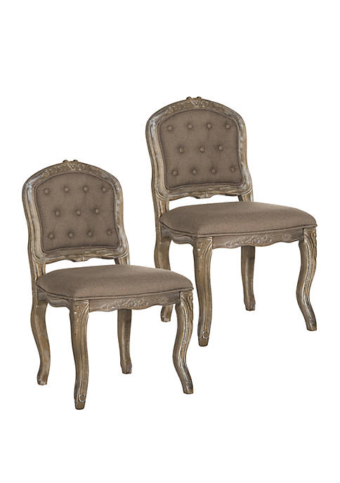 Set of 2 Eloise Dining Chairs
