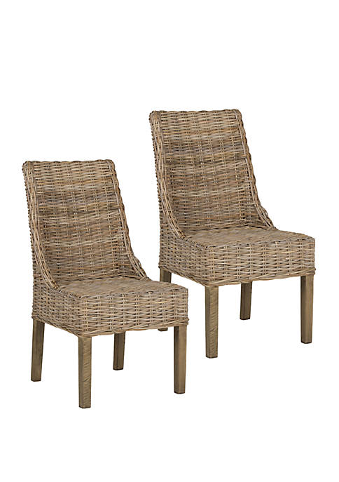 Set of 2 Suncoast Arm Chairs