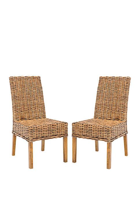 Set of 2 Sanibel Side Chairs