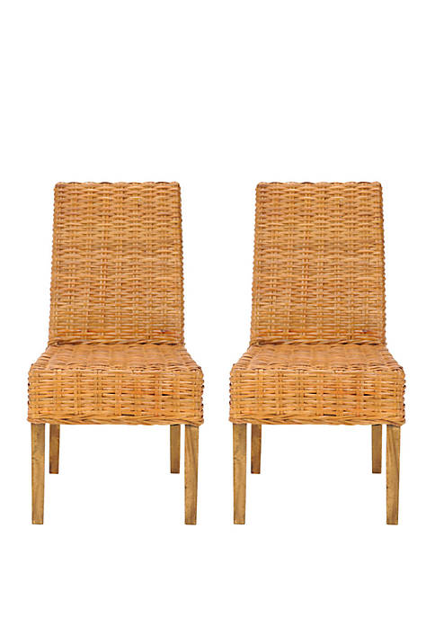 Set of 2 Sanibel Side Chairs