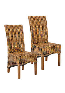 Safavieh Set of 2 Isla Side Chairs