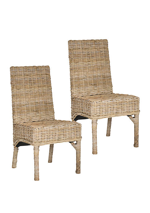 Set of 2 Beacon Side Chairs