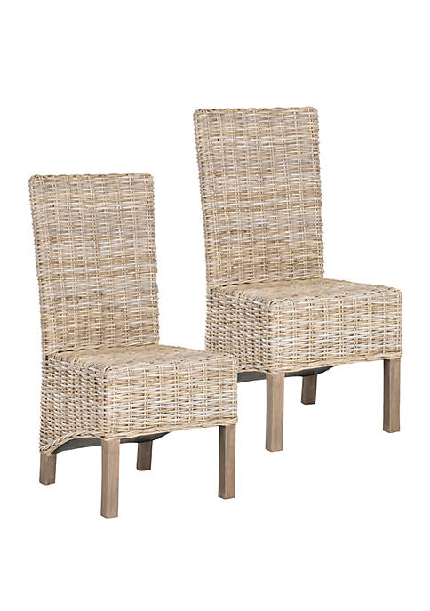 Set of 2 Pembrooke Side Chairs