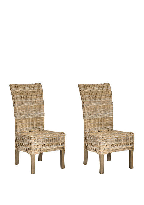 Set of 2 Quaker Side Chairs