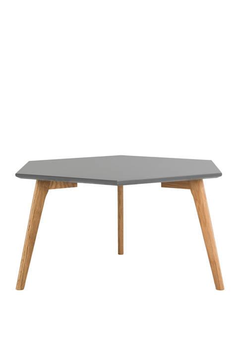 Safavieh Hexagon Coffee Table