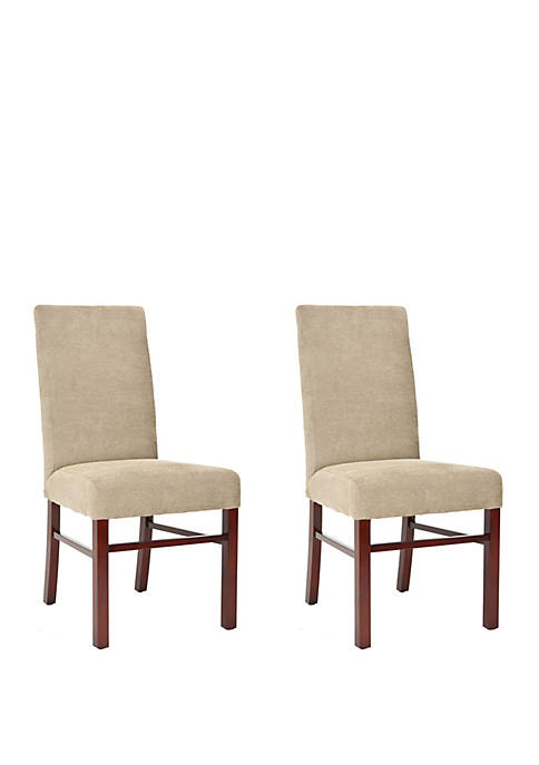 Set of 2 Classic Side Chairs