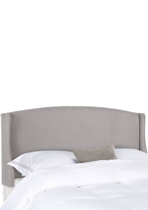 Safavieh Austin Winged Linen Headboard