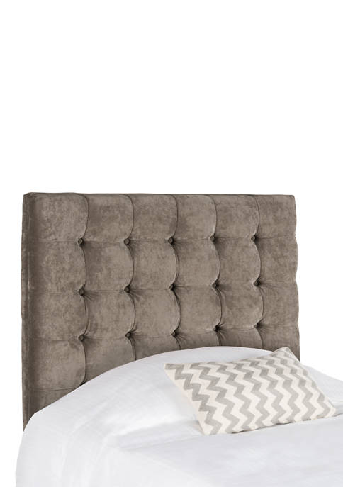 Safavieh Lamar Tufted Velvet Headboard