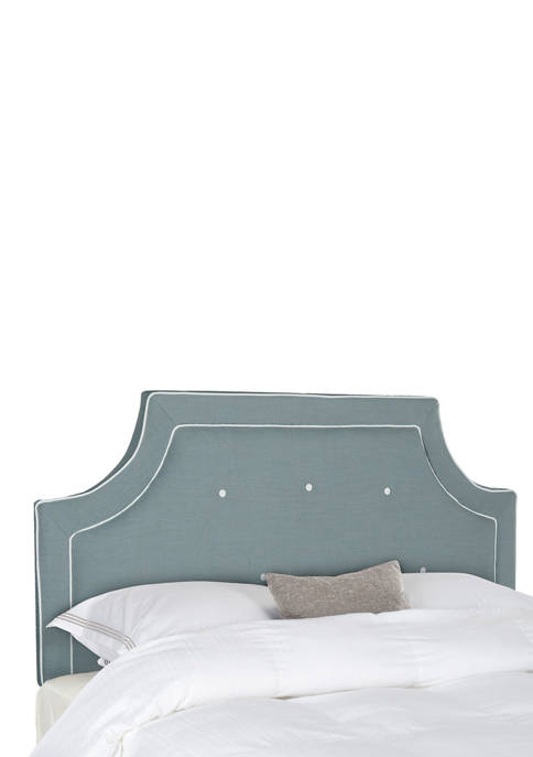 Tallulah Arched Tufted Headboard