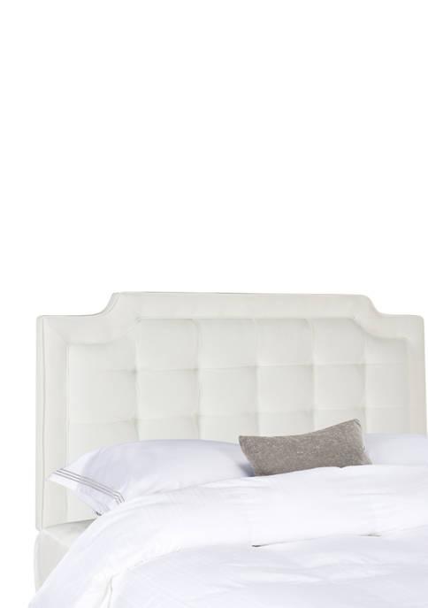 Safavieh Sapphire Tufted Velvet Headboard