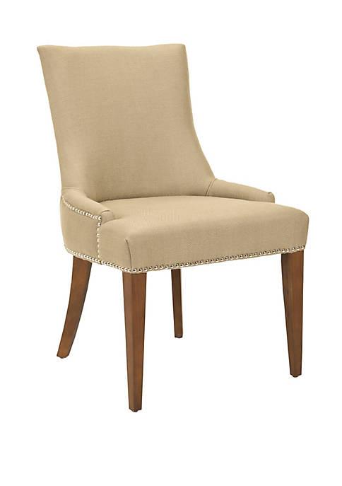 Safavieh Becca Chair Antique Gold