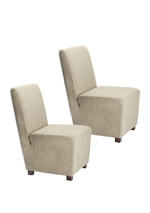 Safavieh Set of 2 Bleeker Chairs