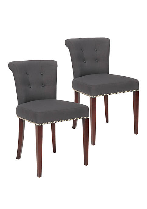 Safavieh Set of 2 Arion Ring Chairs