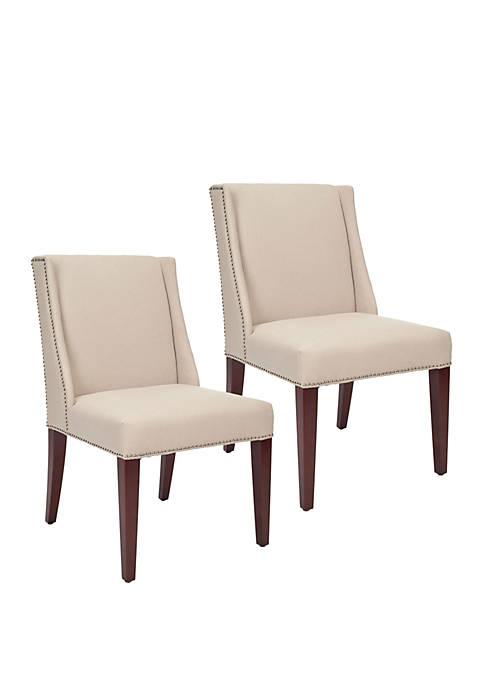 Safavieh Set of 2 Lauren Side Chairs