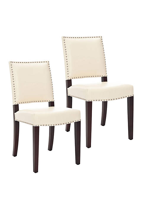 Safavieh Set of 2 James Side Chairs
