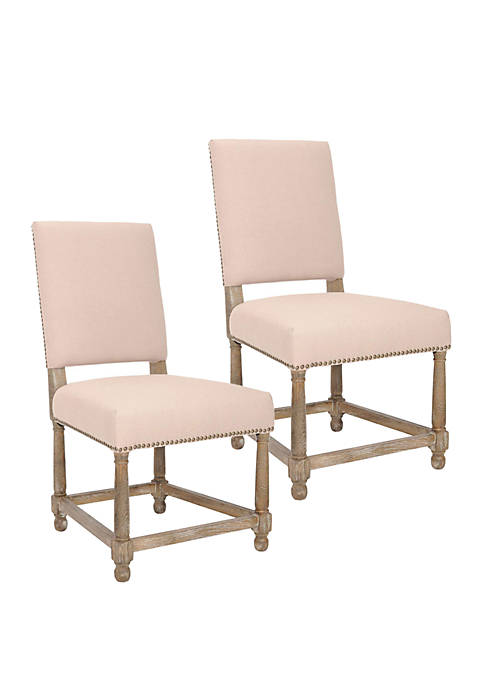 Safavieh Set of 2 Faxon Side Chairs