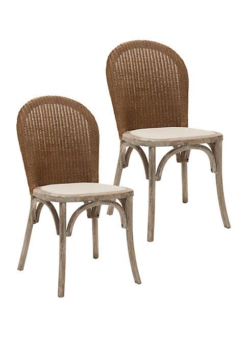 Set of 2 Kioni Side Chairs