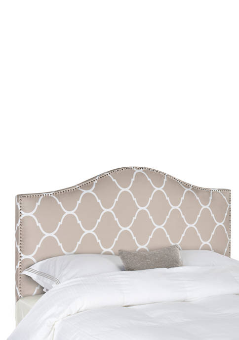 Safavieh Connie Lattice Headboard