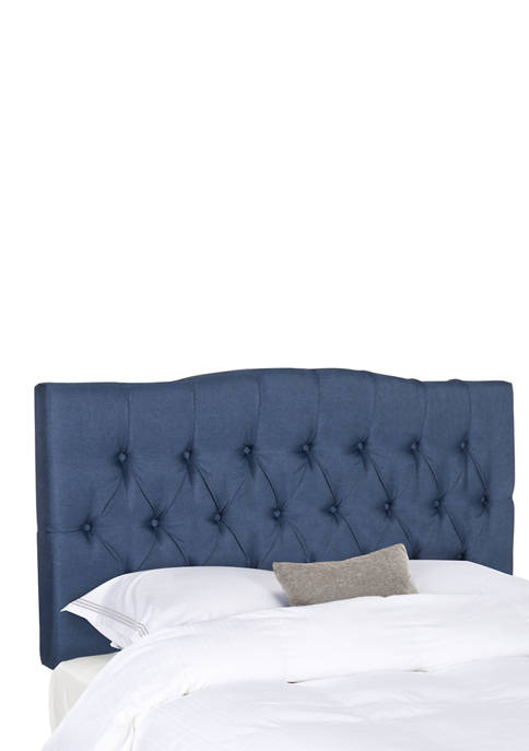 Safavieh Axel Linen Tufted Headboard