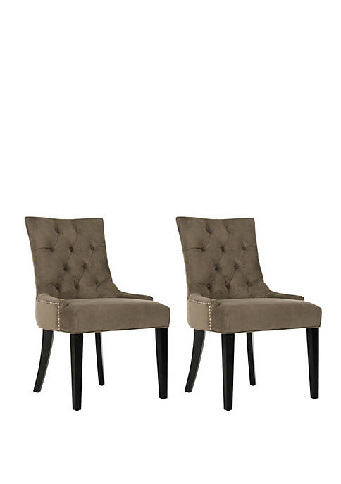 Safavieh Set of 2 Abby Side Chairs
