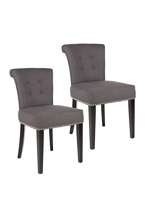Set of 2 Sinclair Ring Chairs