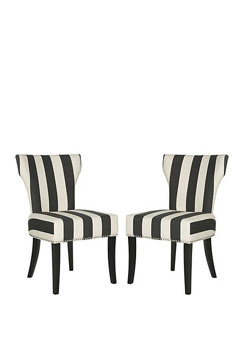 Safavieh Set of 2 Jappic Side Chairs