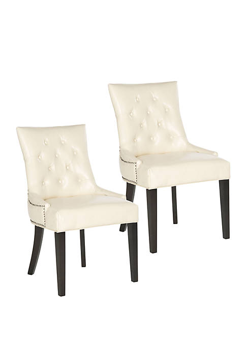 Safavieh Set of 2 Harlow Ring Chairs