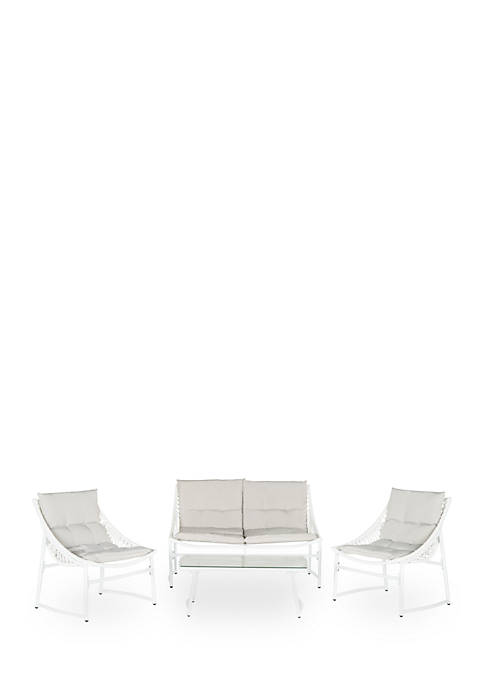 Berkane 4 Piece Outdoor Set