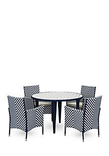 Cooley 5 Piece Outdoor Set