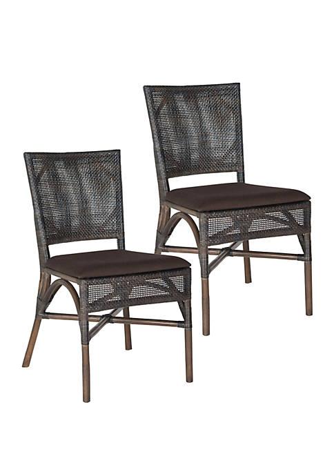 Set of 2 Capri Side Chairs
