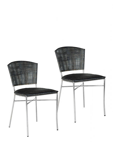 Safavieh Set of 2 Melita Side Chairs
