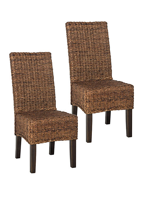 Safavieh Set of 2 Avita Dining Chairs