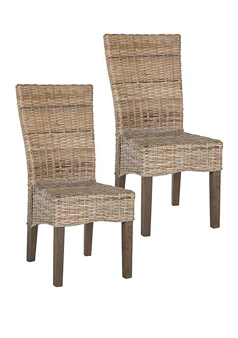 Set of 2 Ozias Dining Chairs