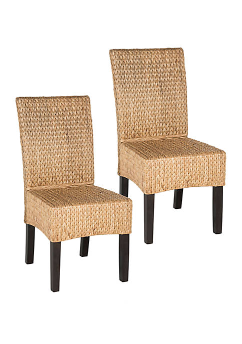 Set of 2 Luz Dining Chairs