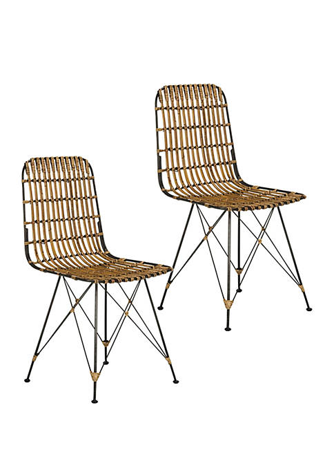 Set of 2 Minerva Dining Chairs