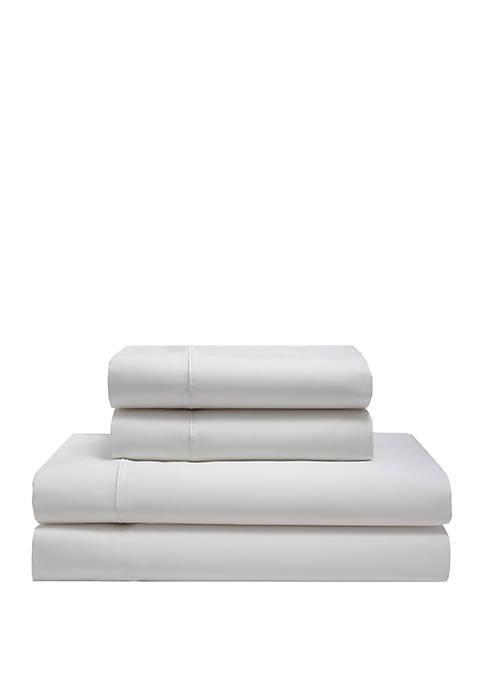 Silky Soft Long Staple Solid Sheet Set