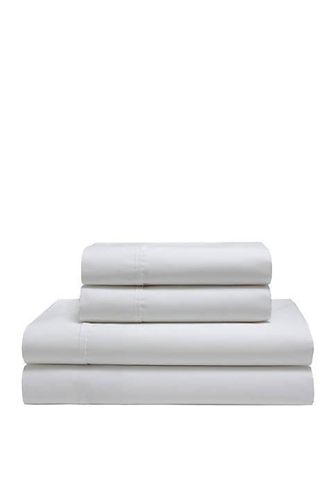 Elite Home Products Cotton Tencel™ Sheet Set