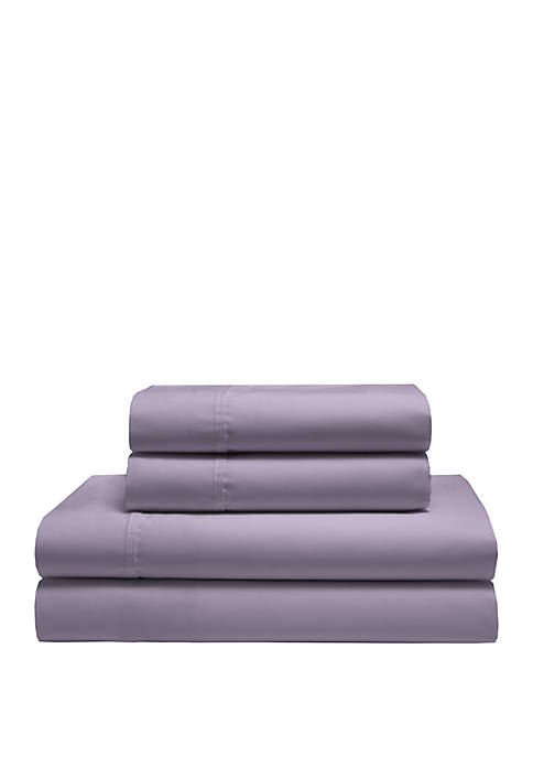 Elite Home Products Cotton Tencel™ Sheet Set