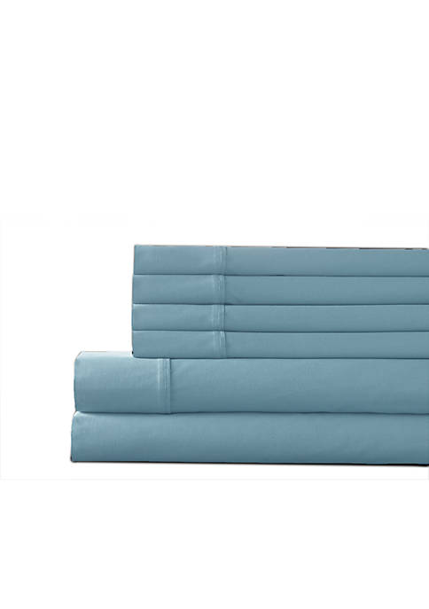 Elite Home Products Camden Solid Bonus Sheet Set
