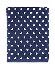 Polka Dot Bath Towel Collection