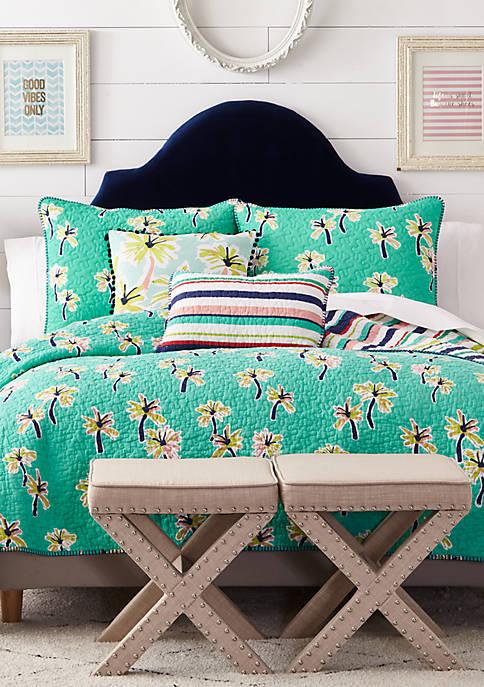 Crown & Ivy™ Remi Floral Quilt