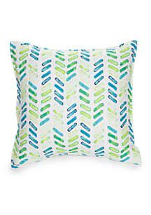 Amelia Square Decorative Pillow