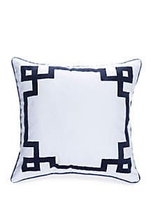 Crown & Ivy™ Cindy Border Throw Pillow