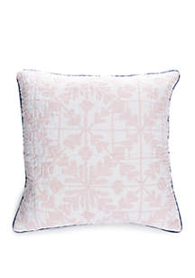 Crown & Ivy™ Dixie Matchback Throw Pillow