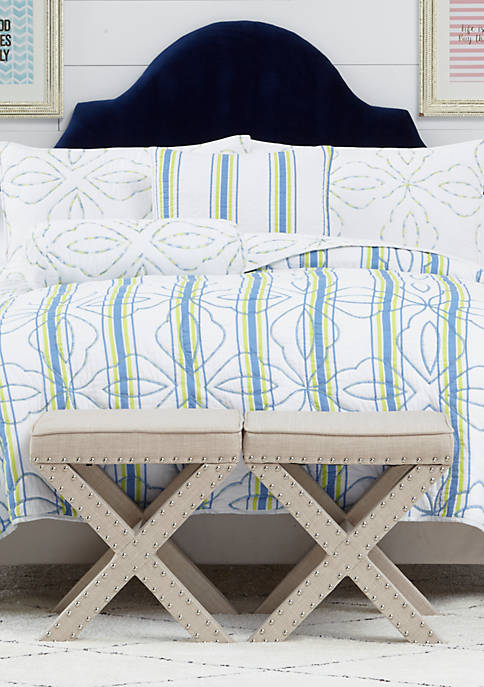 Crown & Ivy™ Kennedy Quilt