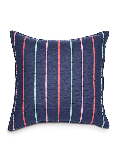 Crown & Ivy™ Lolita Stripe Decorative Pillow
