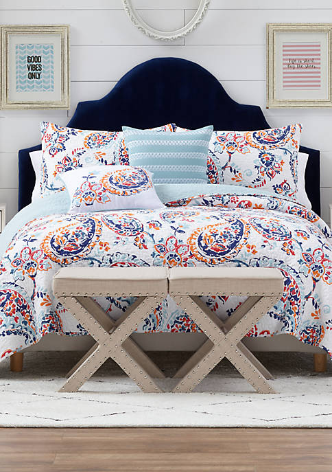 Crown & Ivy™ Luella Quilt