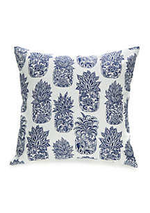 Lulu Pineapple Decorative Pillow