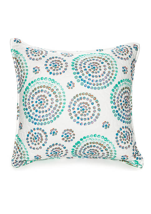 Crown & Ivy™ Palmer Square Decorative Pillow